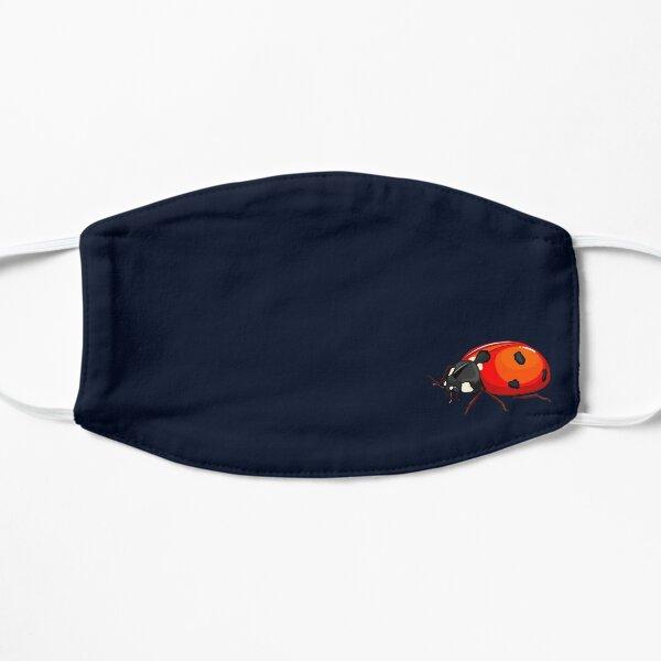 Lady Bug Face Mask, Washable Cotton mask, Reusable Ladybug Mask Mask