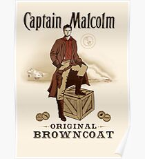 Captain Malcolm  Poster