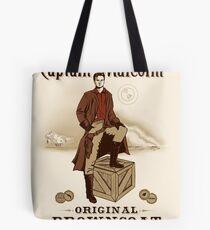 Captain Malcolm  Tote Bag
