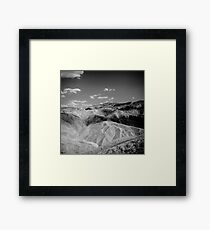 A Tale of Survival Framed Print