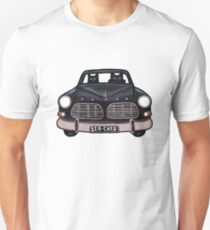 Black Volvo Cats Unisex T-Shirt
