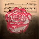 Deep in the heart of a rose by FatHoz