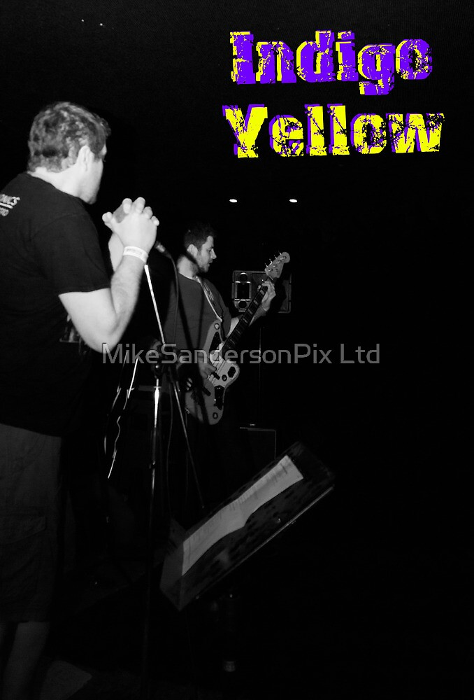 Indigo Yellow - Shadow by mps2000