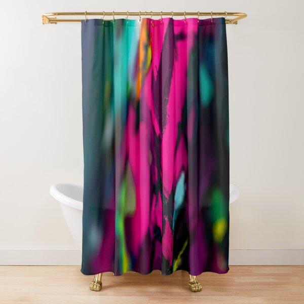 Painting Detail Design 5 Shower Curtain