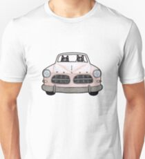 Volvo Road Trip Cats Unisex T-Shirt