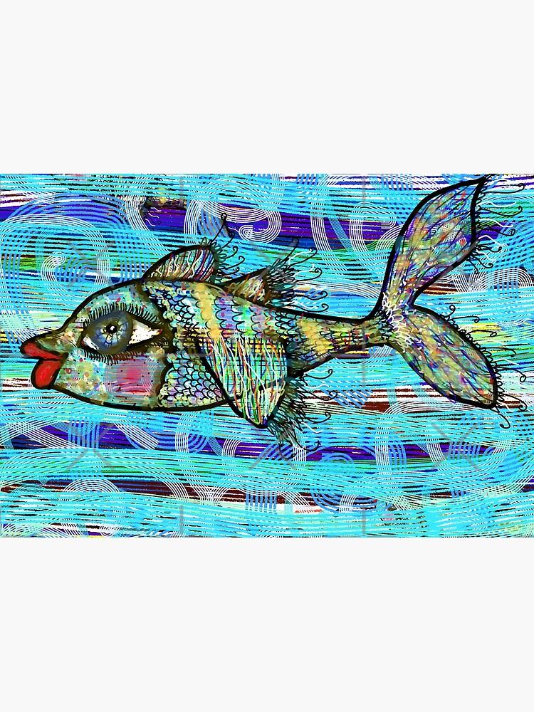 The fish by aremaarega