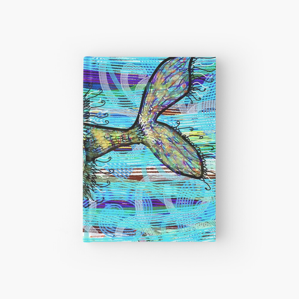 The fish Hardcover Journal