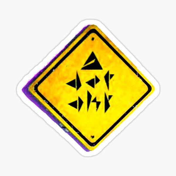 DefAkt logo Sticker