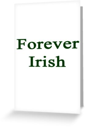 Forever Irish by supernova23