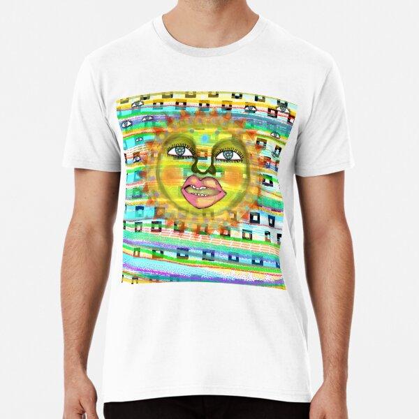 Sueño de sol de verano Camiseta premium