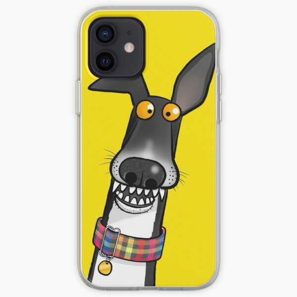 Teefs! iPhone Soft Case