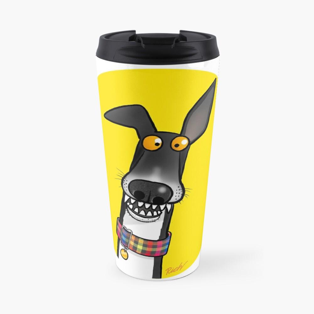 Teefs! Travel Mug