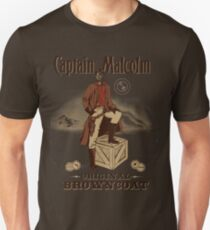 Captain Malcolm  Unisex T-Shirt