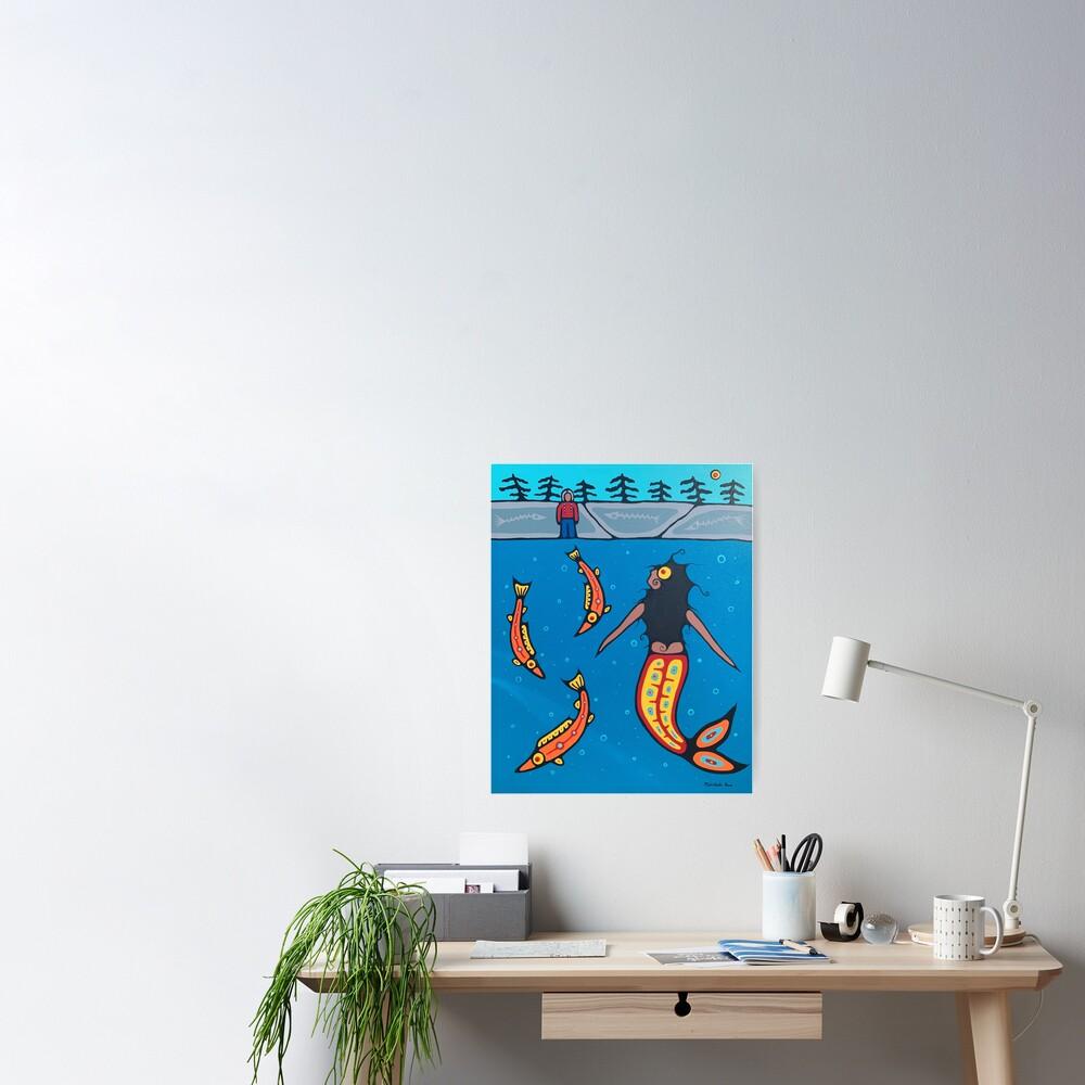 The first binaabekwe Poster