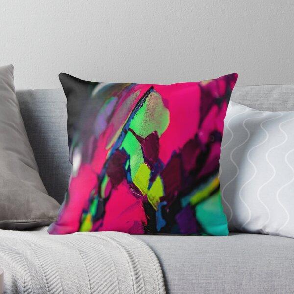 Painting Detail Design 7 Throw Pillow