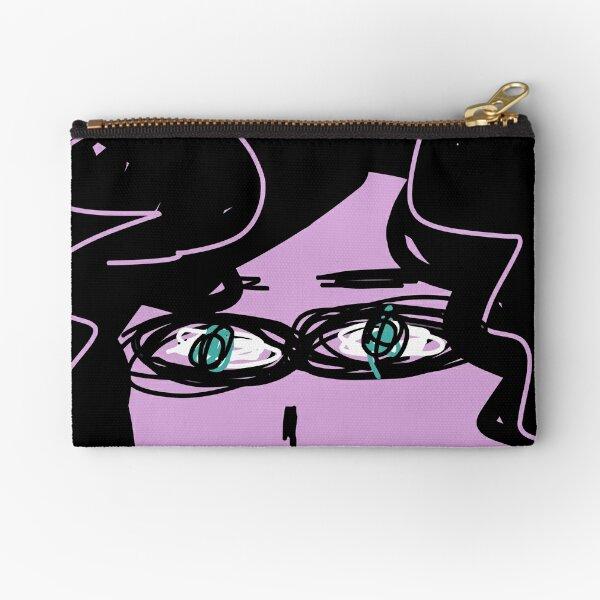 Ursula pink Zipper Pouch
