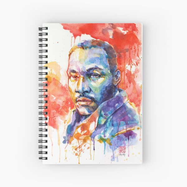 I Have a Dream -- Martin Luther King Jr. Spiral Notebook