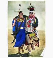The Pow Wow Dance Poster