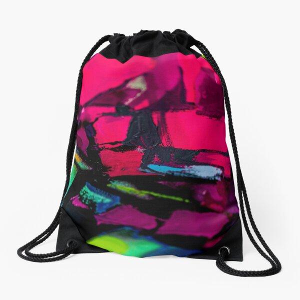 Painting Detail Design 8 Drawstring Bag