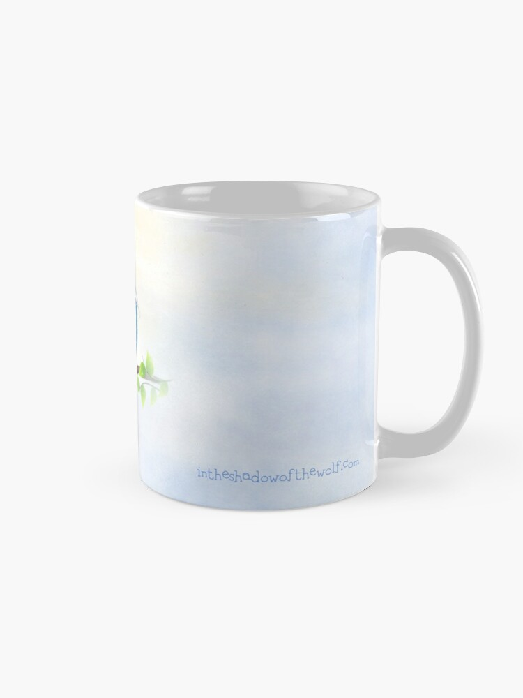 Alternate view of Tweet This! Mug