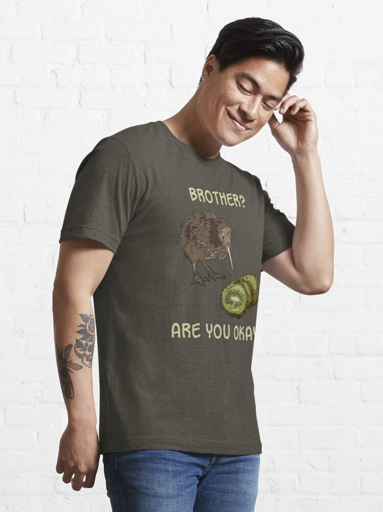 Alternate view of The Kiwi is Dead Essential T-Shirt