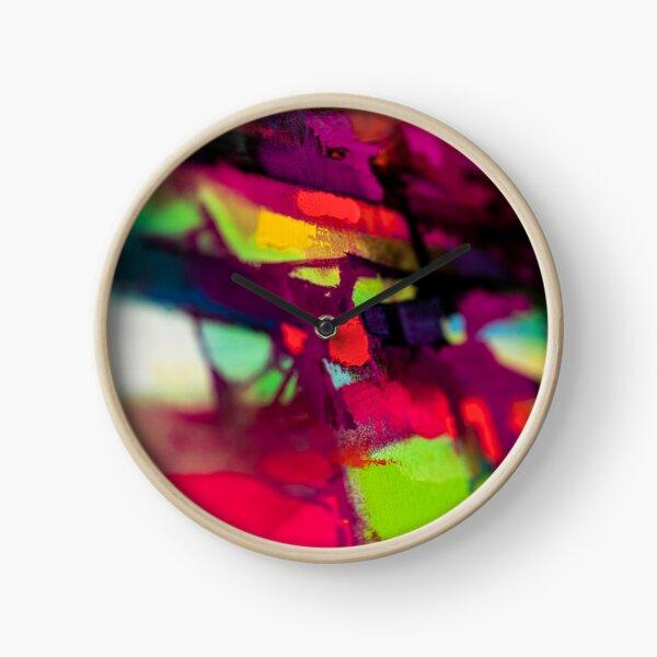 Painting Detial Design 10 Clock