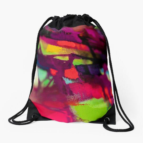 Painting Detial Design 10 Drawstring Bag
