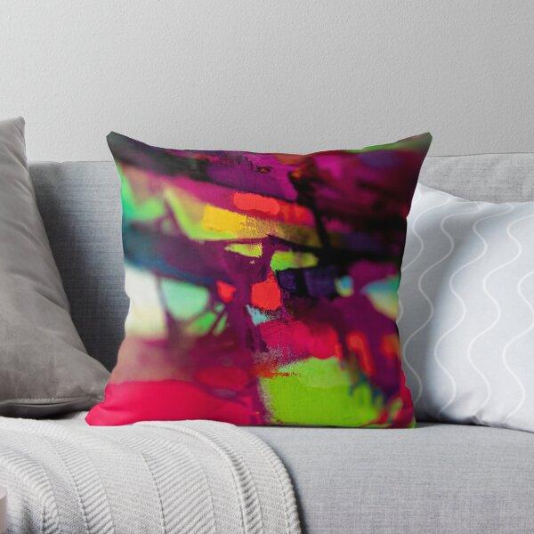 Painting Detial Design 10 Throw Pillow