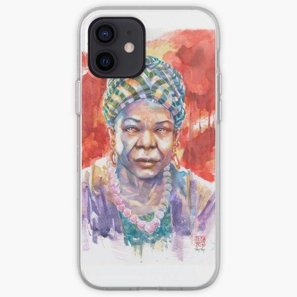 I'll Rise - Maya Angelou iPhone Soft Case