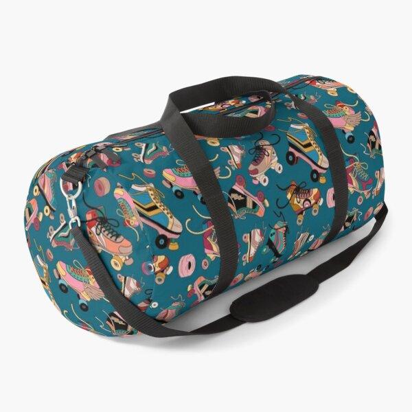 roller skate Duffle Bag
