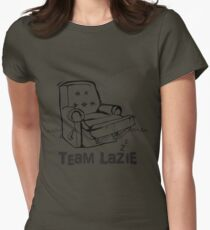 The Recliner Tee Womens Fitted T-Shirt