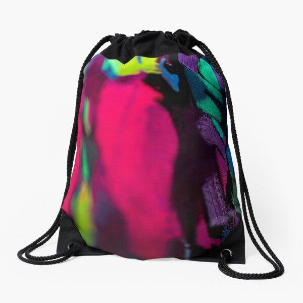 Painting Detail Design 11 Drawstring Bag
