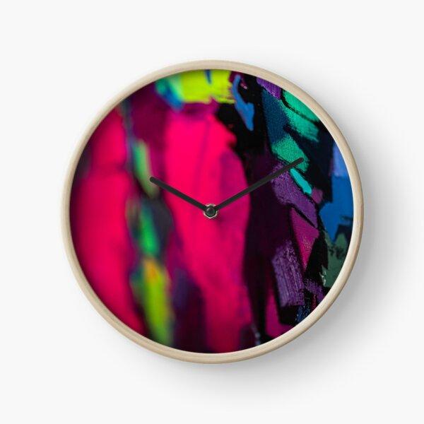 Painting Detail Design 11 Clock