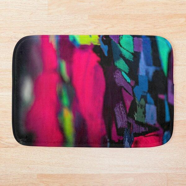 Painting Detail Design 11 Bath Mat