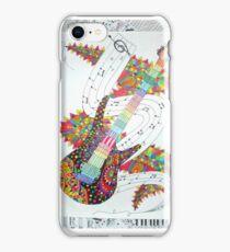 guitar mashup iPhone Case/Skin