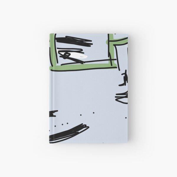 Ciel Geek  Hardcover Journal