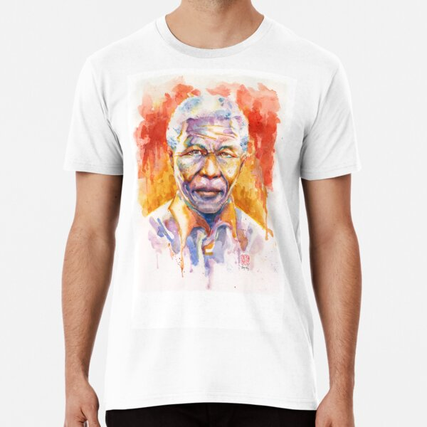 Nothing is Impossible - Nelson Mandela Premium T-Shirt