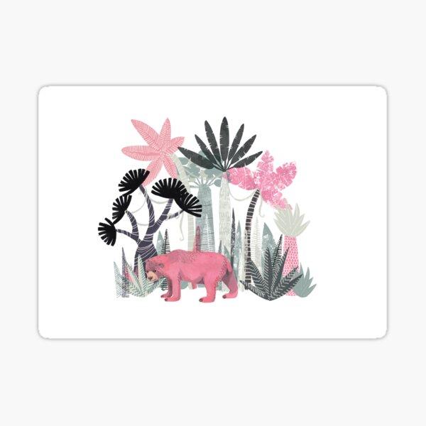Mini Jungle Sticker