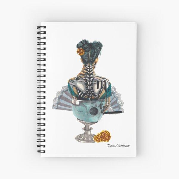 Daughter of Grails - Hija de Grails Spiral Notebook
