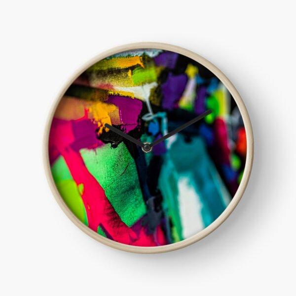 Painting Detail Design 13 Clock