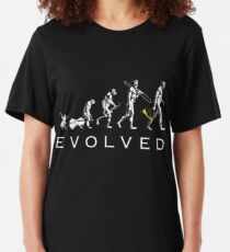 French Horn Evolution Slim Fit T-Shirt