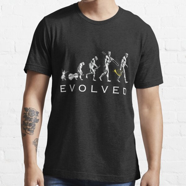 French Horn Evolution Essential T-Shirt