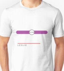Leslie station Unisex T-Shirt