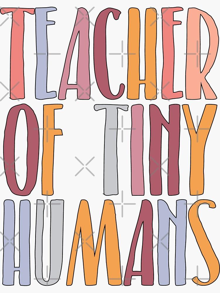 Teacher Of Tiny Humans by Elhafdaoui