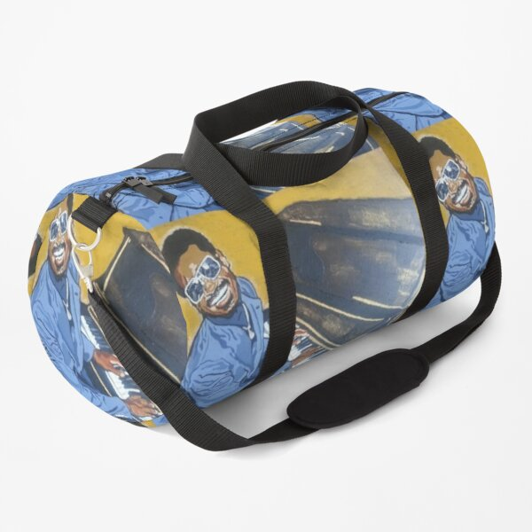 Stevie Wonder Duffle Bag