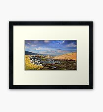 The Blorenge - 02 Framed Print