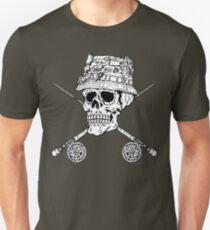 FIshermans Skull T-Shirt