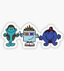 Mr Doctor Sticker