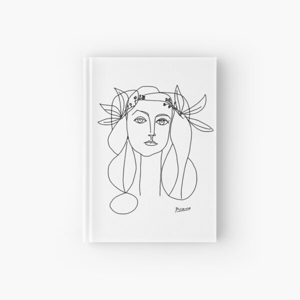 Pablo Picasso War And Peace 1952 Artwork Design For Men, Women, Kids, Boys, Girls Hardcover Journal