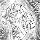 Dean Winchester by EloiseRose
